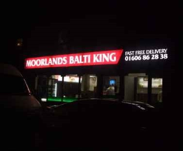 moorlands balti king