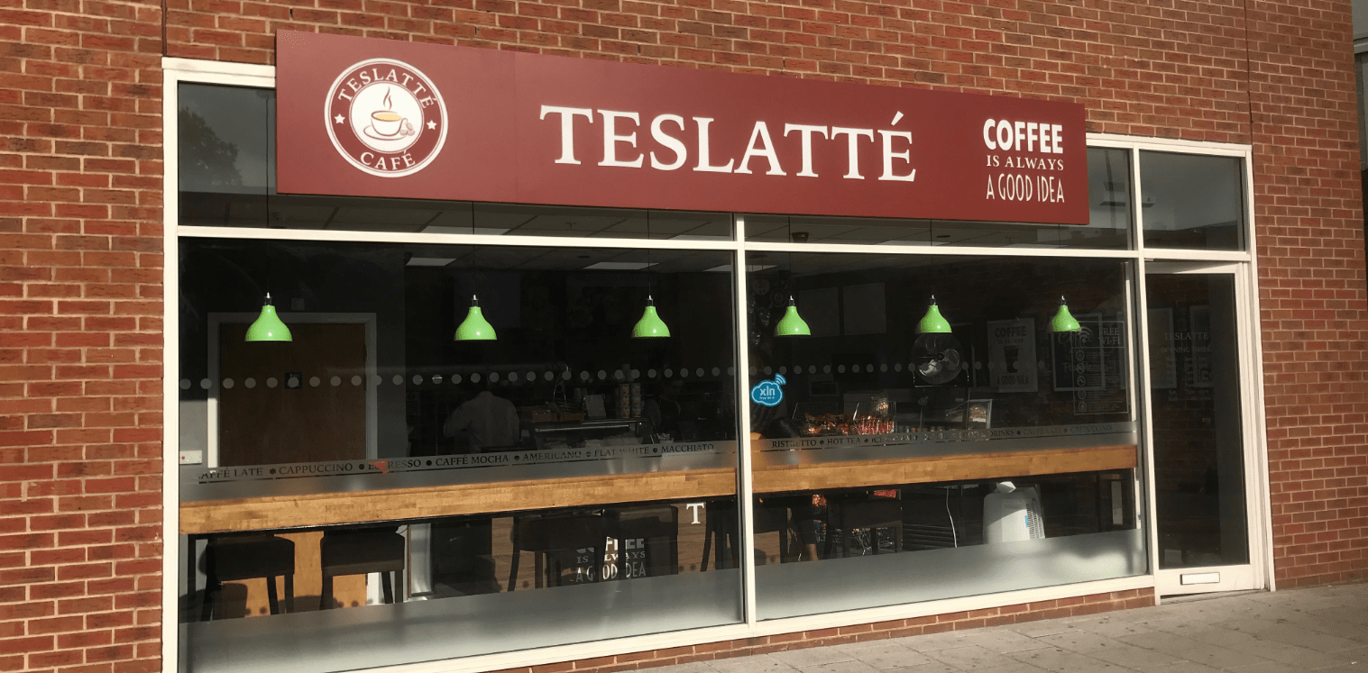 Teslette Coffee Image